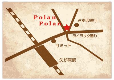 kugahara-map